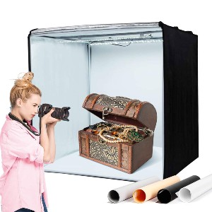 Amzdeal Light Box for Photography - Best Small Photo Light Box: Built to last