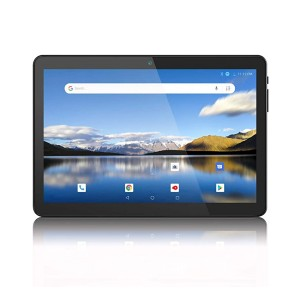 Hoozo Android Tablet 10 Inch - Best Tablet for Under $150: Smooth operation
