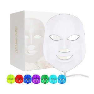 Angel Kiss Led Face Mask Light Therapy - Best Light Therapy Mask for Acne: High-Quality Construction