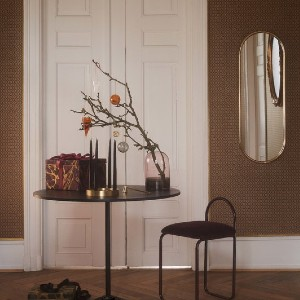 AYTM Angui mirror - Best Mirror for Bathroom: Fit Even In Small Hallways