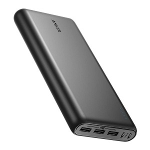 Anker PowerCore 26800 Portable Charger - Best Power Banks on Amazon: Compact Power Bank