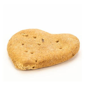 Annie's Pooch Pops Large Liver and Bacon Hearts - Best Biscuits for Dogs: Blend of High Nutrients Biscuit
