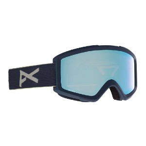 Anon Helix 2.0 Perceive Goggles - Best Over Glasses Goggles: Lightweight Frame