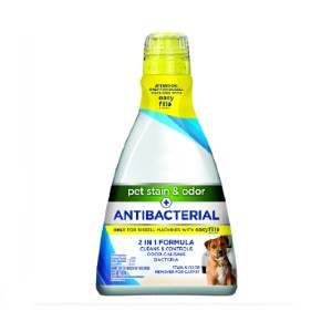 Hammacher Schlemmer Antibacterial  - Best Cleaning Solution for Upholstery: Unique Two-in-One Formula