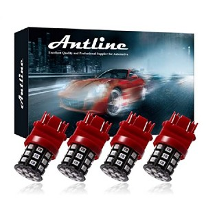 Antline LED Bulbs Brilliant Red - Best LED Turn Signal Lights for Cars: Numerous applications