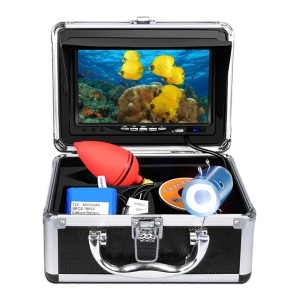 Anysun Underwater Fish Finder  - Best Fish Finders for Ice Fishing: Rechargeable Fishfinder