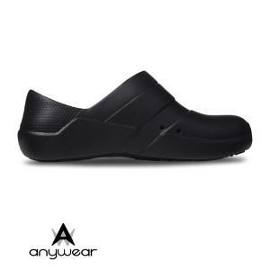 Anywear Journey chef Clogs - Best Non Slip Kitchen Shoes: Oil-Resistant Shoes