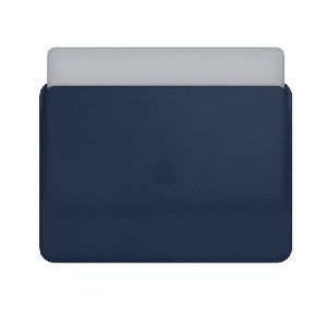 Apple Leather Sleeve for 13-inch MacBook Air and MacBook Pro - Best Laptop Cases: Elegant look laptop case with French leather