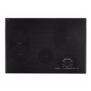 KitchenAid Architect Series II 30 in. Induction Cooktop  - Best Stove Cooktops: Ultimate responsive control