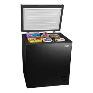 Arctic King 5 cu ft Chest Freezer - Best Freezer for Hot Garage: Stock up everything