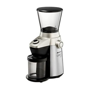 Ariete Conical Burr Electric Coffee Grinder - Best Grinder for Pour Over: Sleek Grinder Design