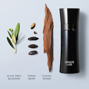 Armani Beauty Armani Code - Best Everyday Colognes: Earthy and Woody Scents