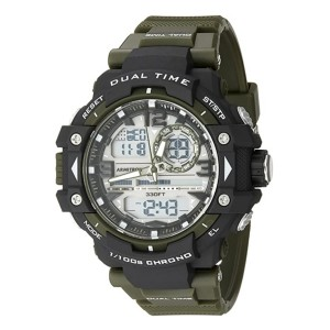 Armitron Sport Men's 20/5062 Chronograph Watch  - Best Durable Watches for Construction Workers: Budget-friendly