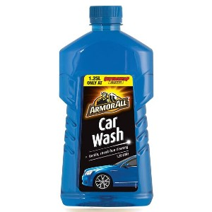 Armor All Store Car Wash - Best Car Wash Soap: Cold water formulated