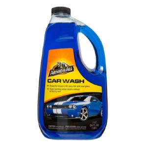Armor All Store Wash & Wax - Best Car Wash Soap: Car wash that safe for all automotive