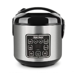 Aroma Housewares 2-8-Cups Rice Cooker - Best Rice Cookers Japan: Multi-Functional Use