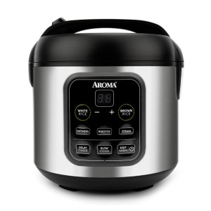 Aroma Housewares ARC-994SB - Best Cookers for Rice: Seven Automated Controls