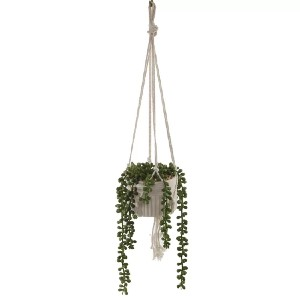 George Oliver Ivy - Best Artificial Hanging Plants: Strive to Make Your Life Easier