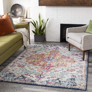 Artistic Weavers Odelia Updated Traditional Rug  - Best Rug for Queen Size Bed: Timeless look