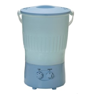 Wonder Washer Portable Mini Clothes Washing Machine - Best Washers for Cloth Diapers: Saving space, money, and water