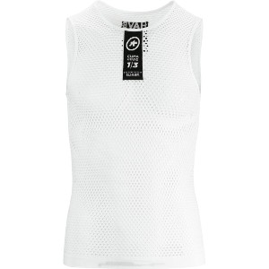 Assos SkinFoil NS Summer Base Layer - Best Base Layers for Cycling: V-Cut Base Layer
