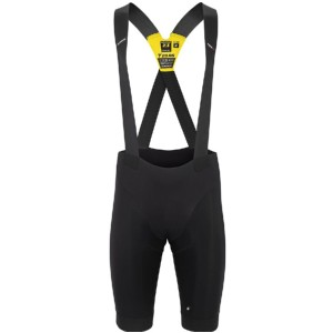 Assos Equipe RS Spring Fall S9 Bib Short - Men's - Best Cycling Shorts for Long Distance: Freedom Movement