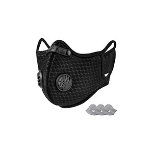 AstroAI Reusable Dust Face Mask with Filters - Best Masks for Working Out: AstroAI Reusable Dust Face Mask with Carbon Filters.