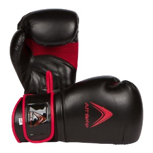 Athllete Training Boxing Gloves - Best Boxing Gloves on Amazon: Full Padding on the Front and Back