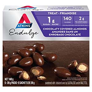 Atkins Endulge Treats - Best Healthy Snack: Sweet treats without excessive sugar