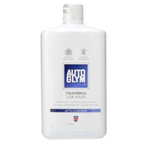 Auto Glym Foaming Car Wash - Best Car Wash Soap: Car wash soap/shampoo with pH balance