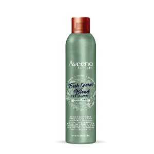 Aveeno Fresh Greens Blend  - Best Dry Shampoo for Fine Hair: Beautiful Hair From Root to Tip