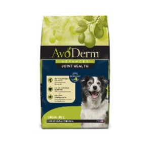 AvoDerm Advanced Joint Health  - Best Dog Foods for Joint Health: Prevents Mobility Issues