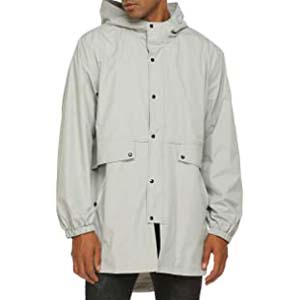 Avoogue Mens Breathable Rain Jacket - Best Raincoats for Summer: Free from overheating or sweating