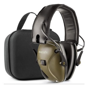 Awesafe Electronic Hearing Protection - Best Shooting Hearing Protection: The Ultimate Safety and Ear Protection