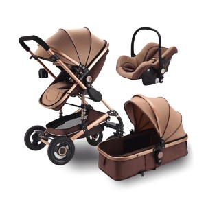B. Childhood 3 in 1 - Best Strollers for Newborns: Light Frame and Easy to Switch