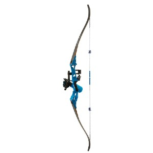 Fin-Finder BANKRUNNER WINCH PRO REEL PACKAGE - Best Takedown Recurve Bow: Uniquely Engineered with a Mean Magnesium Riser