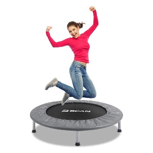BCAN Mini Trampoline for Adults  - Best Trampoline for Exercise: Super portable