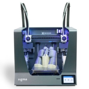 BCN3D Sigma R19 - Best 3D Printers for Miniatures: Reliable and Easy to Use