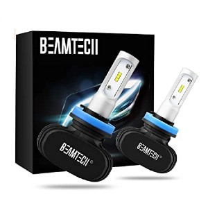 BEAMTECH H11 LED Bulb - Best LED Headlights for Cars: Favored by many
