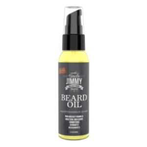 Uncle Jimmy BEARD OIL T108 - Best Beard Oil for Dry Skin: Combats Dryness and Flakes