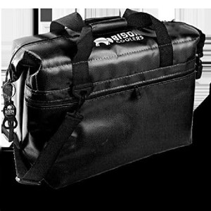 BISON COOLERS 24 Can Insulated Ice Chest Bag - Best Insulated Cooler Bag: Strong and durable
