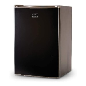 Black+Decker BCRK25B Compact Refrigerator - Best Refrigerator Without Freezer: Super flexible