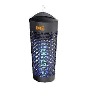 Black+Decker Electric UV & Killer - Best Bug Zapper for Mosquitoes: Working during downpour