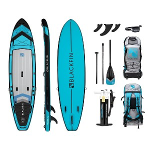 iROCKER Blackfin Model XL - Best Paddleboard for Fishing: Plenty of places to clip your gear