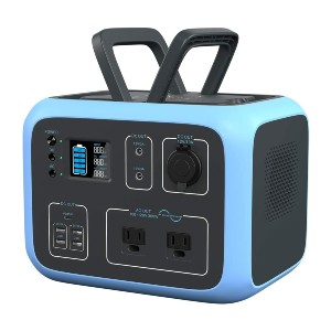 Bluetti AC50S  - Best Powerstation for iPhone: Best for both inside and out