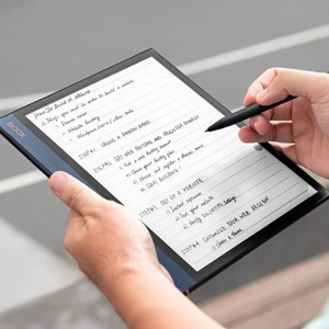 BOOX Note Air 10.3 ePaper - Best Tablet for Handwriting Notes: 20+ file formats