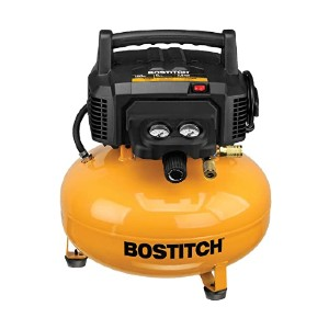Bostitch BTFP02012 - Best Small Air Compressors: Handles two air tools