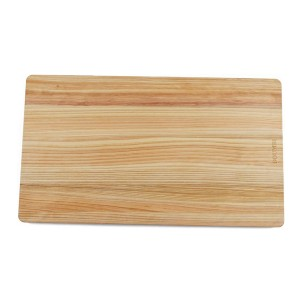 BOUMBI Hinoki Wood Reversible Cutting Board  - Best Cutting Boards for Japanese Knives: Won't dull your knives