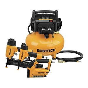Bostitch BTFP3KIT - Best Air Compressors for Framing Nailers: For a variety of tasks