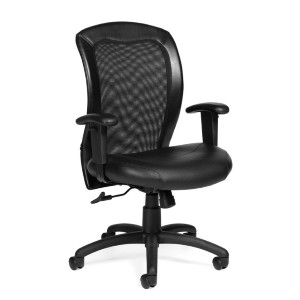 BTOD Offices To Go Mesh Back Computer Chair - Best Office Chair Under $500: Fully Adjustable Features